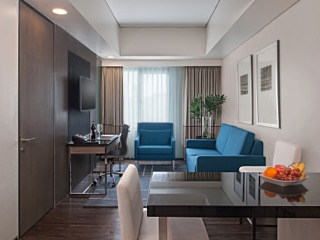 Seda BGC-Suite Living Room